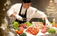 X-Mas Live Cooking - Hotel Zwolle