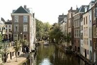 Oudegracht - Hotel Houten - Utrecht
