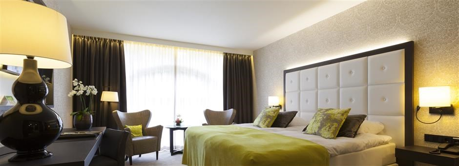 We proudly present our brand new rooms! - Hotel Kasteel Bloemendal
