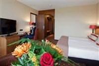 Familiekamer Tuinzijde - Hotel Wolvega - Heerenveen