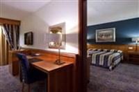 Economy kamer met connecting doors - Hotel Emmeloord