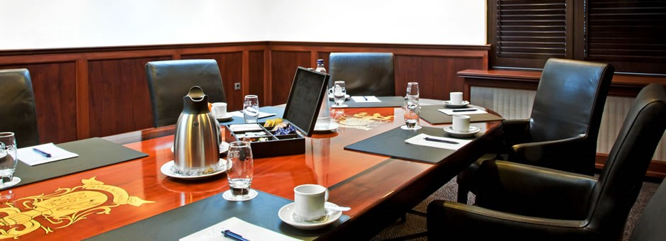 Successful meetings  in a haven of peace - Hotel Emmeloord