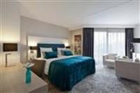 Comfort kamer met balkon - Hotel Leiden