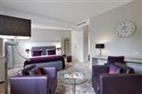 Superior kamer in het souterrain - Hotel Leiden