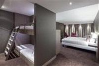 Family room 4-persons - Hotel Haarlem