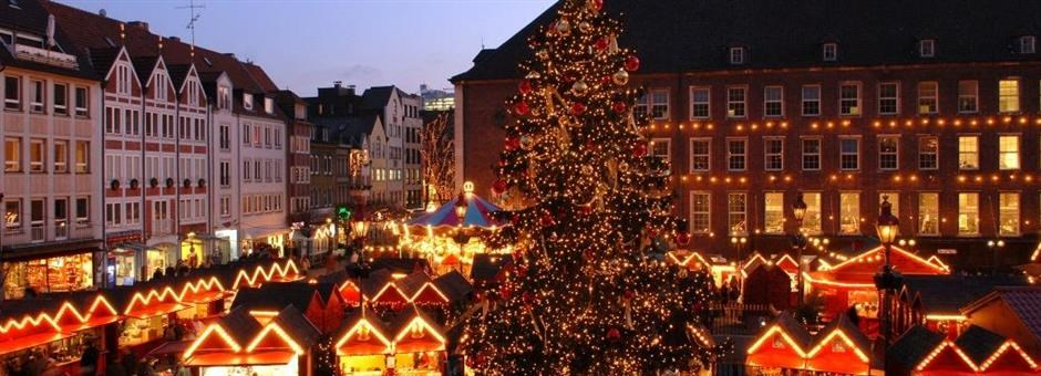 Visit the X-Mas market - Airporthotel Duesseldorf