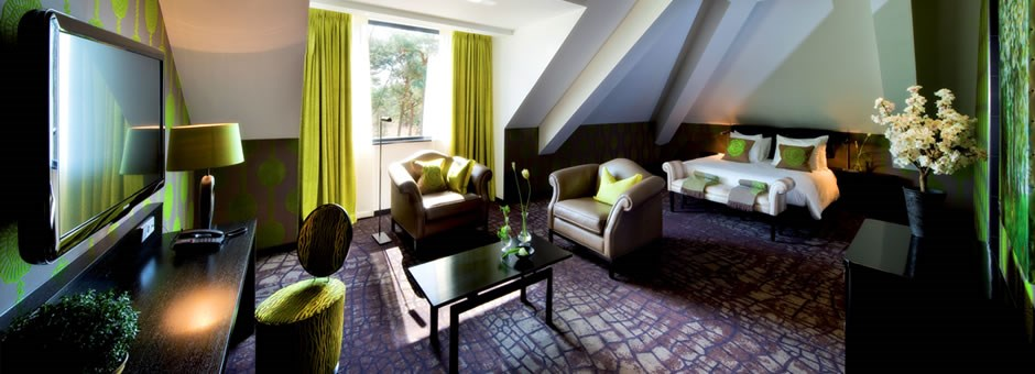 Relaxation,  surrounded by luxury and conveniences - Hotel Harderwijk op de Veluwe