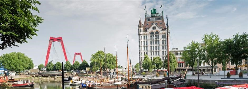Oude haven - Hotel Rotterdam-Blijdorp