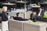 Terrasse - Hotel Rotterdam - Nieuwerkerk