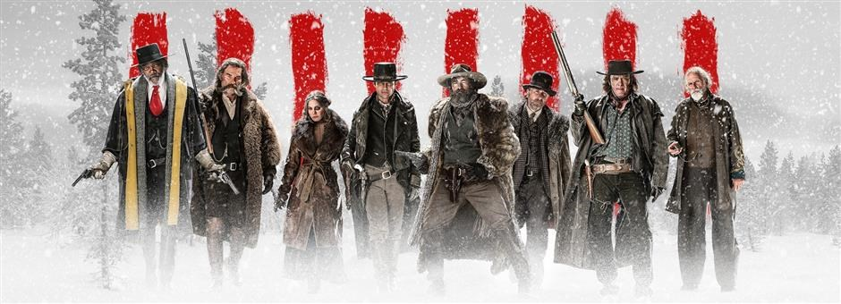 The Hateful Eight - Bioscoop Diner