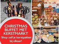Christmas Buffet met kerstmarkt - Hotel Avifauna