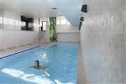 Wellness area & indoor pool - Hotel Maastricht