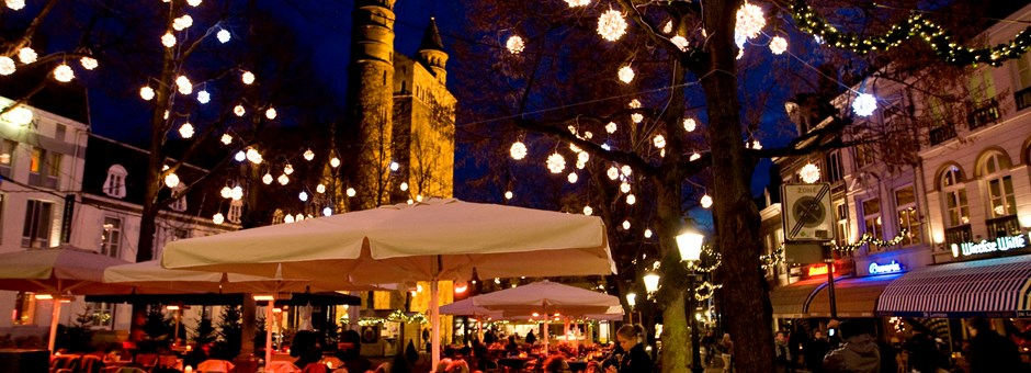 Hotels, restaurant, live cooking, arrangementen - Hotel Maastricht