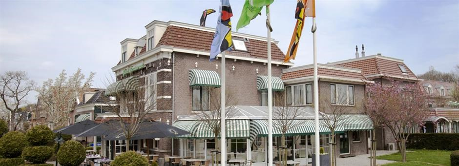 Let the weekend begin  at our hotel  - Hotel Purmerend