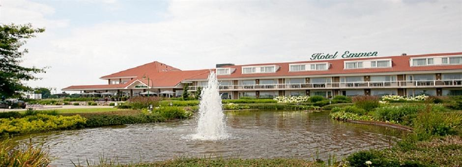 A relaxing surrounding area - Hotel Emmen