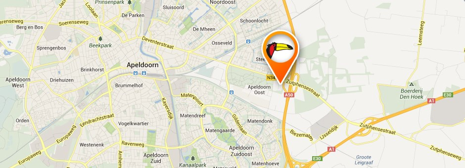 The new location of Hotel Apeldoorn - Hotel Apeldoorn (in aanbouw)