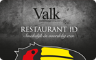 Restaurant ID Card