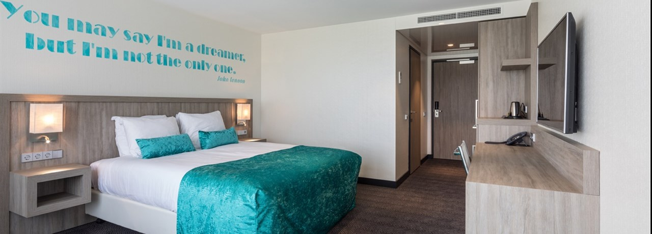 NEW LUXURIOUS ROOMS