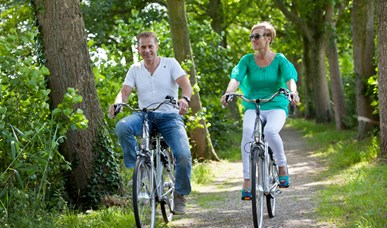 Explore the area by bike!