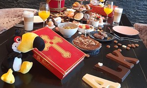 Sinterklaas brunchbox - To Go