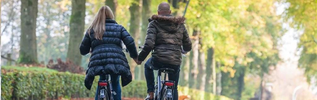Daten-Websites für Radfahrer