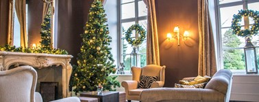 Hotel Kasteel Bloemendal - Christmas package 1 night