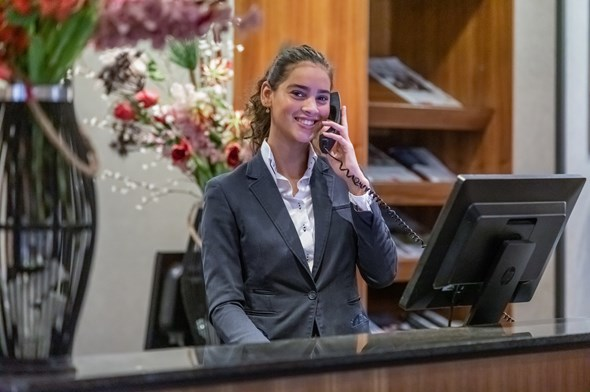 Stagiaire Receptie Zomer 2021