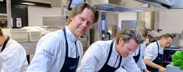 Hotel Houten - Utrecht - Live Cooking arrangement