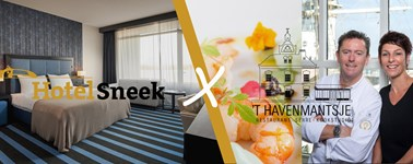 Hotel Sneek - Culinary delights on a star level