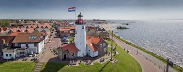 Oud Urk Ginkies Tocht arrangement