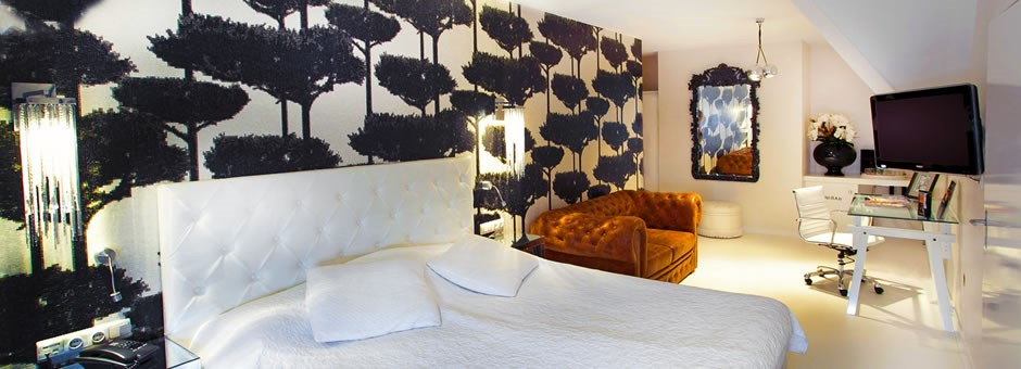 Relaxation and  enjoyment in our special suites - Hotel De Gouden Leeuw