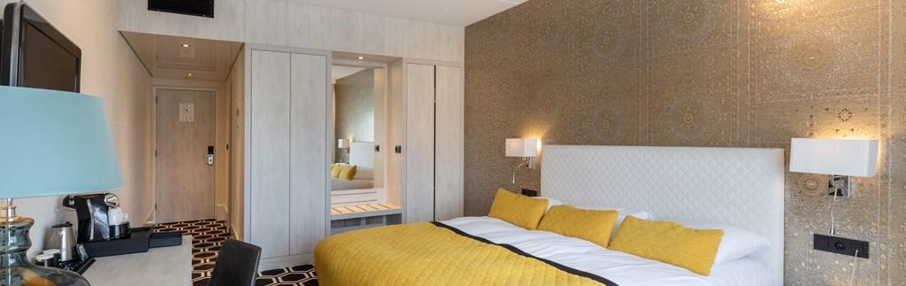 Luxe Kamer Hotel De Gouden Leeuw