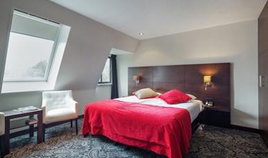 Comfort kamer met bad hotel de gouden leeuw