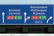 *Route description* - Hotel Schiphol
