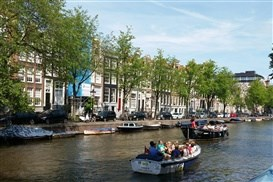Amsterdam Canal Cruise Arrangement