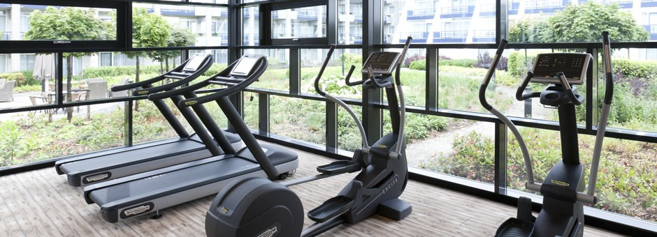 No excuse not to exercise & stay fit  - Hotel Schiphol