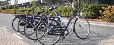Hotel Haarlem - Sporty bike package