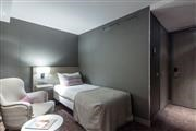 Comfort single kamer  - Hotel Haarlem