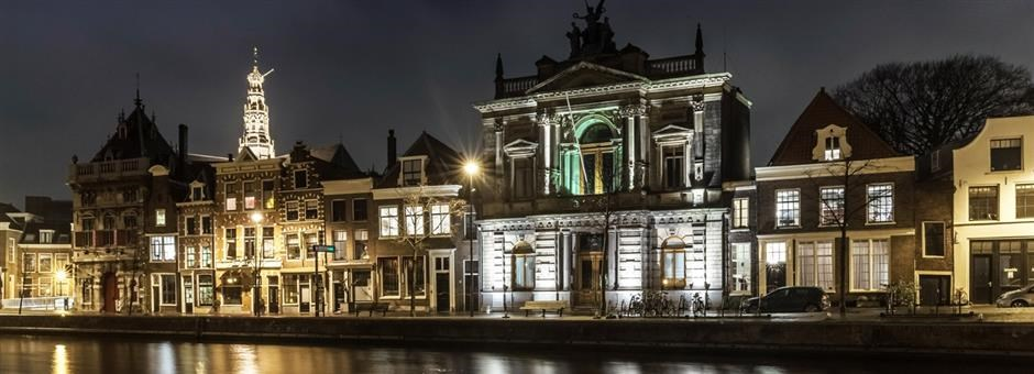 slow down in historic Haarlem - Hotel Haarlem
