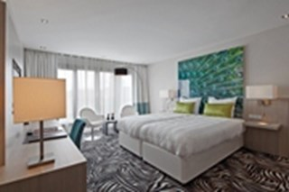 Junior Room (Twin) - Hotel Heerlen