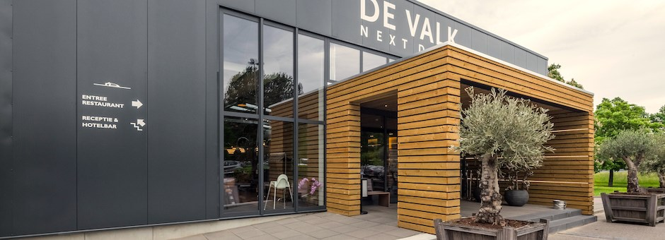 Pop-Up Restaurant   De Valk Next Door - Hotel Heerlen