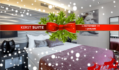 Penthouse Suite / Christmas Suite (16 nov-7jan)