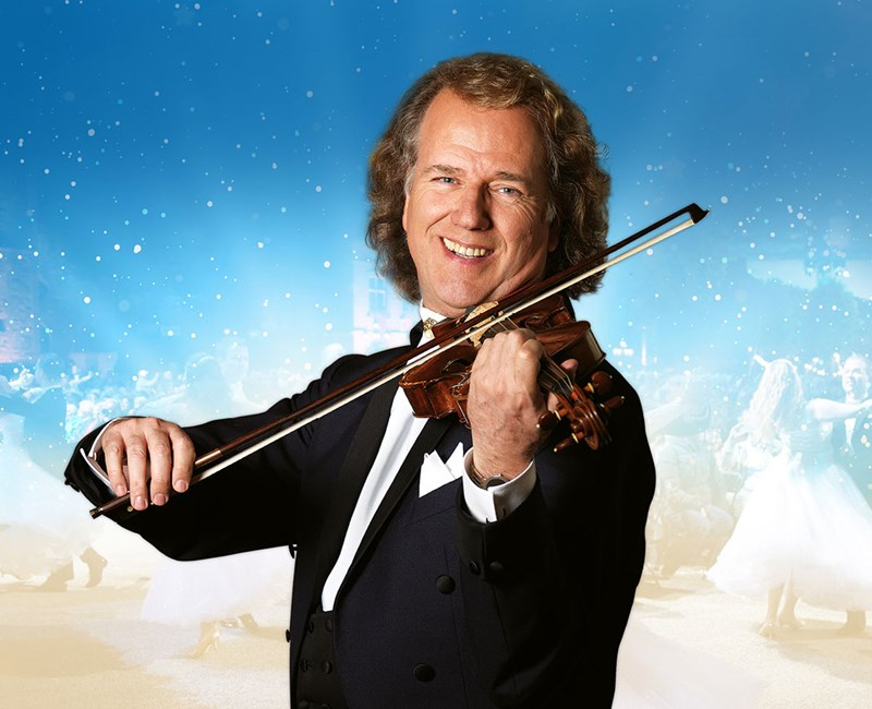 Andre RIeu: Summer concerts & Christmas Concerts