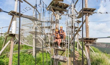 Adventure Valley arrangement