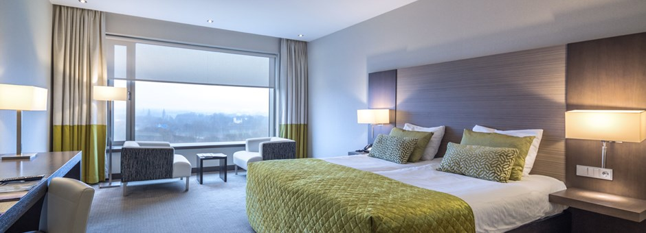 You will sleep in the best bed in town - Airporthotel Duesseldorf