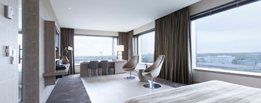 Airporthotel Duesseldorf - Suite Dream arrangement - 3 days