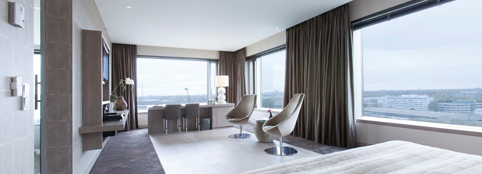 Dream away in one of our suites... - Airporthotel Duesseldorf