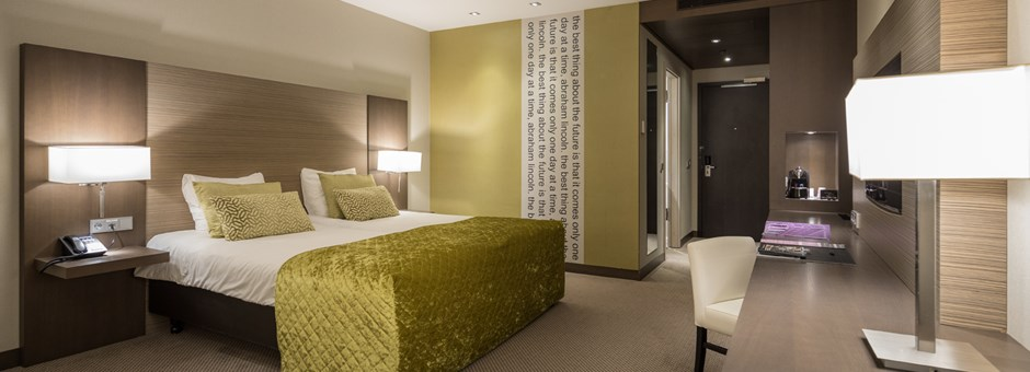 Sleep in the biggest standard room of the city - Airporthotel Duesseldorf