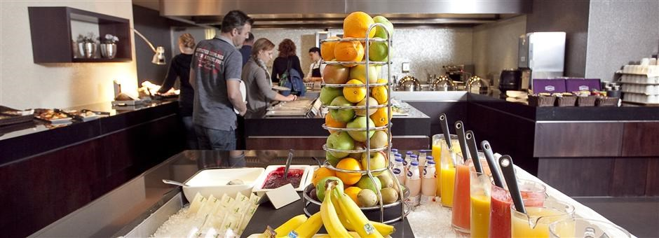 Be rested to enjoy an extensive breakfast - Hotel Hengelo