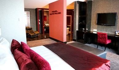 Royal Suite Rouge